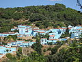 Júzcar, Spain ( The BLUE SMURF TOWN).JPG