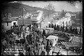 J.M. Bellwald, Echternach Nov 1918, Retraite des Prussiens.jpg