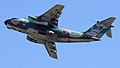 JASDF C-1(78-1022) fly over at Iruma Air Base November 3, 2014 01.jpg