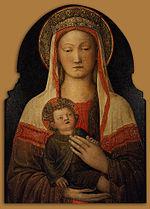 Jacopo bellini, madonna col bambino, uffizi.jpg