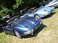 Jaguar XK140 DHC (both 1955) (36123477782).jpg
