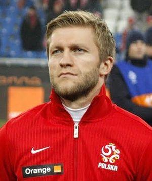 Jakub Błaszczykowski - Błaszczykowski with Poland in 2011