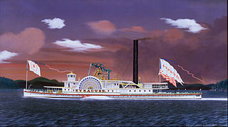 The Steamship Syracuse