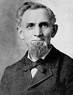 James M. Spangler American inventor