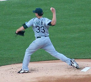 James Shields on August 8, 2007