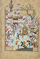 Jami - Folio from a Haft awrang (Seven thrones), verso - Google Art Project.jpg