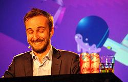 Jan Böhmermann in Rostock 2014 04