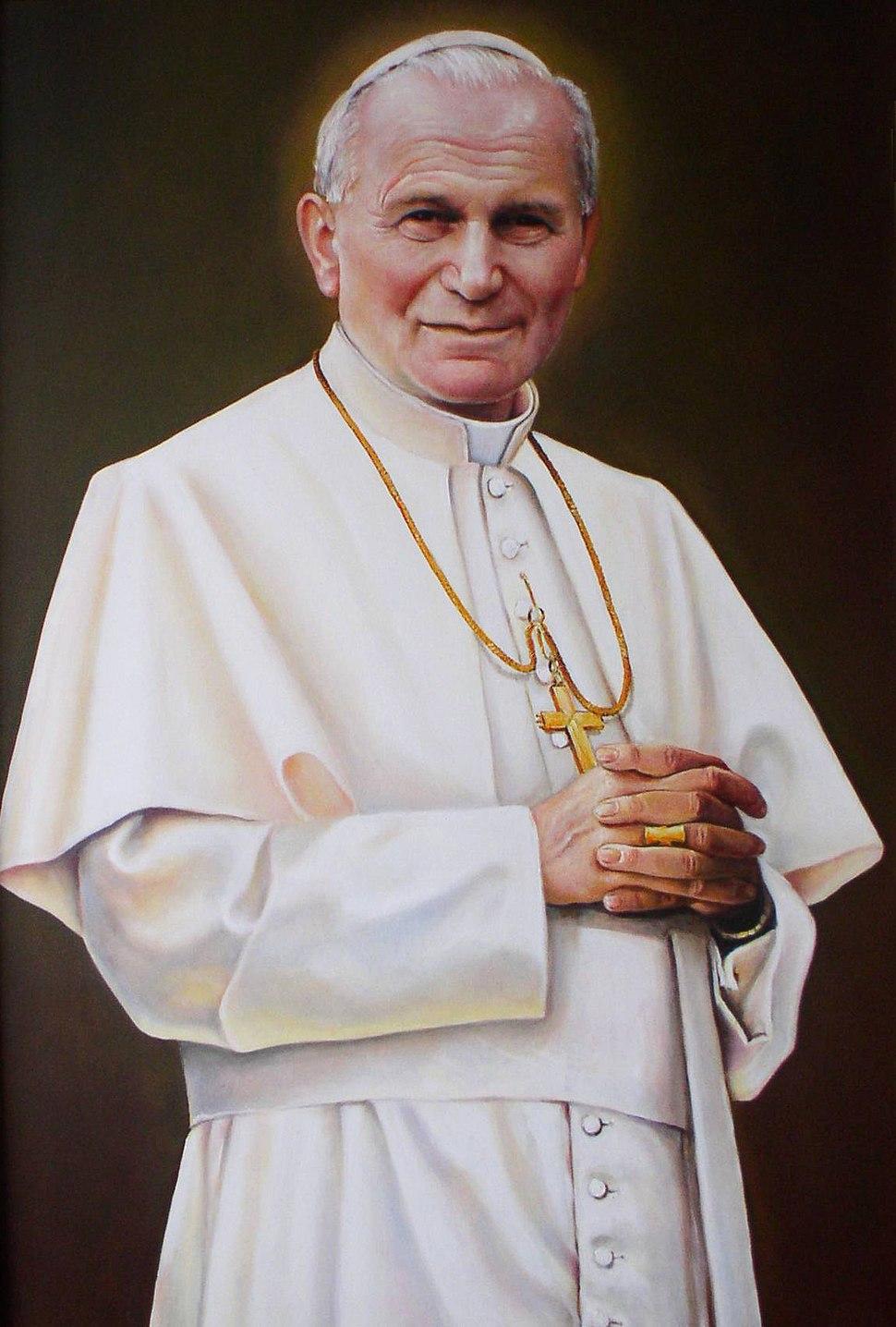 Jan Paweł II portret Z. Kotyłło