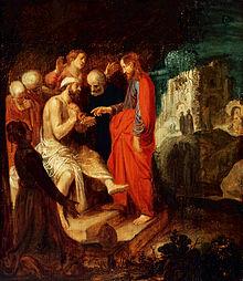 Image Result For Jesus Raised Lazarus