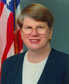 Image illustrative de l'article Janet Reno