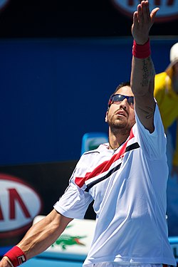 Janko Tipsarevic at the 2011 Australian Open1.jpg