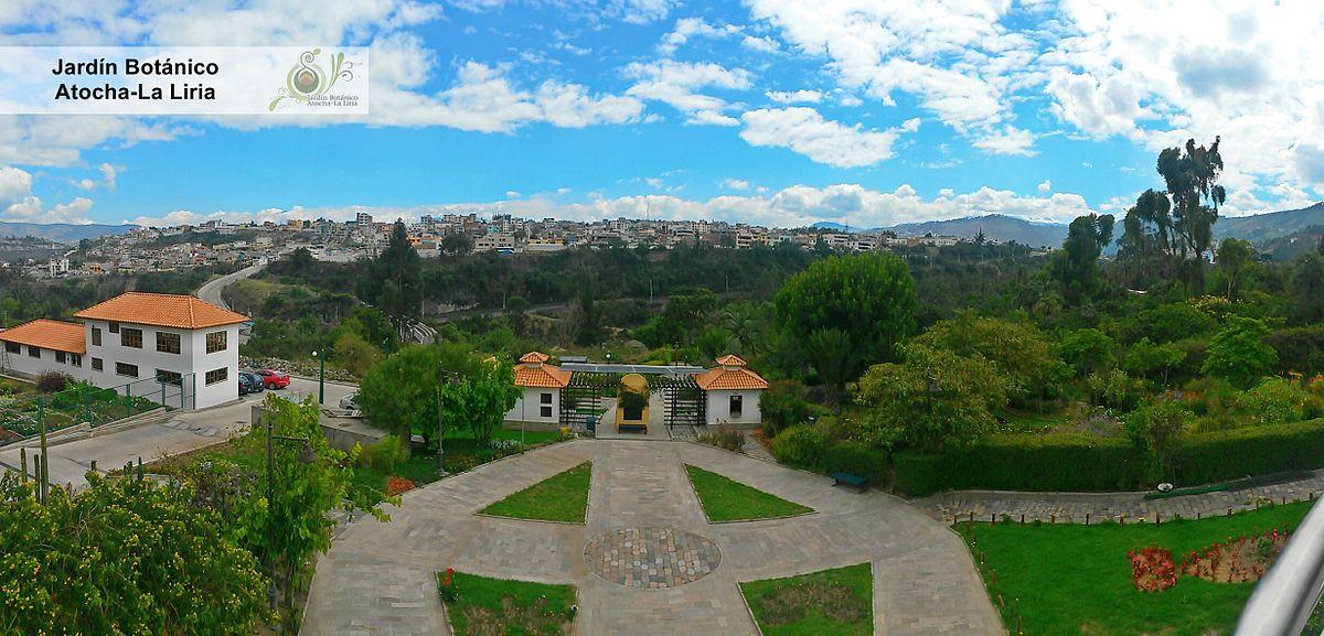 Jardín botánico - Wikipedia, la enciclopedia libre