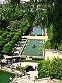 Jardins et bassins de l'Alcazar mudejar de Cordoue.jpg