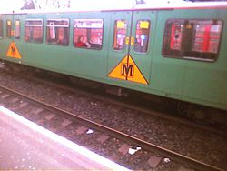 Jarrow Metro station, 30 March 2006.jpg