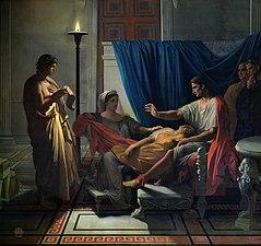 Jean-Auguste-Dominique INGRES - Tu Marcellus Eris - Musée des Augustins - RO 124.jpg