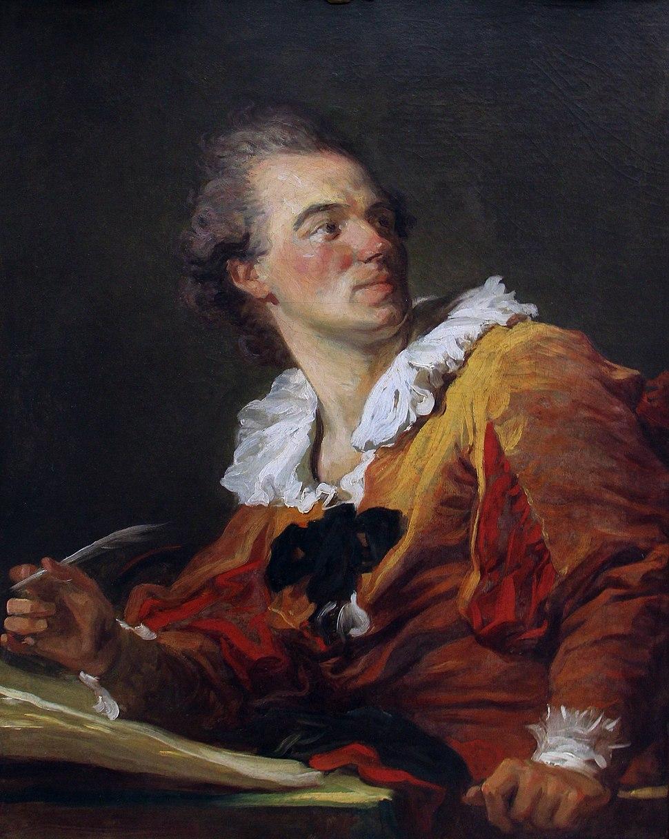 Jean-Honoré Fragonard - Inspiration