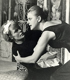 <i>The Maids</i> 1946 play written by Jean Genet