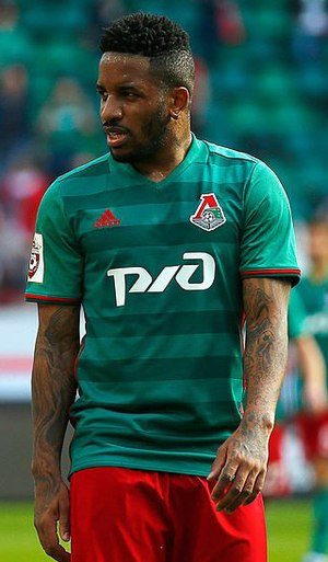 Jefferson Farfán - Farfán with Lokomotiv in 2017
