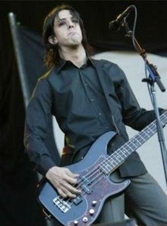 Twiggy Ramirez - Ramirez performing in 2007