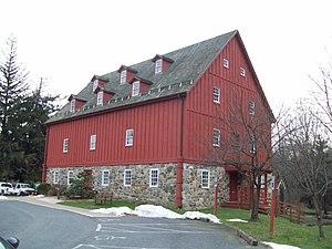 Gunpowder Falls State Park - Park headquarters at Jerusalem Mill Village