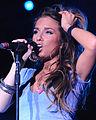 Jessie James performing in Hangar 1, Ramstein Air Base 03.jpg