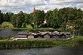 Jezerní pevnost Araiši, NP Gauja, Lotyšsko - panoramio.jpg