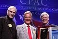 Jim Martin, Pat Boone & David Keene (5452504677).jpg