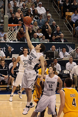 Jimmer Fredette - Fredette playing for BYU