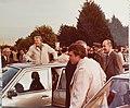 Jimmy Carter et Valéry Giscard d'Estaing au cimetière américain de Colleville, 1978.jpg