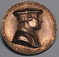 Joachim deschler, medaglia di melchior zobel, vescovo di norimberga, 1551.JPG