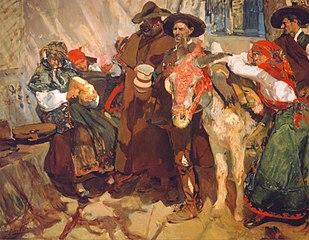 Leon villagers