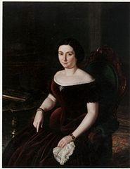 Retrat de dona (Espalter)