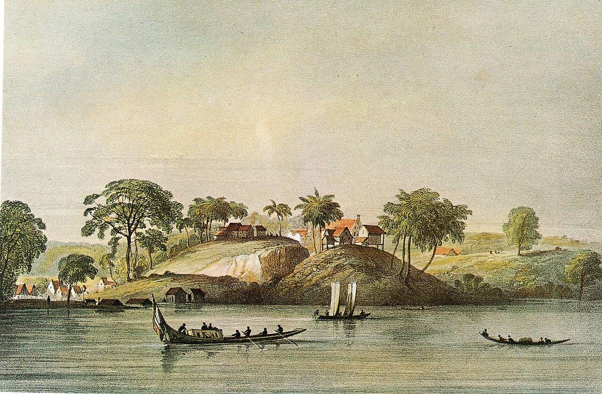 Histoire des juifs au suriname wikip dia for Histoire des jardins wikipedia