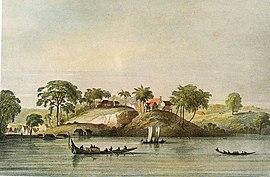 Jodensavanne, Benoit 1830