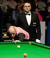 Joe Perry and Ingo Schmidt at Snooker German Masters (DerHexer) 2015-02-05 04.jpg
