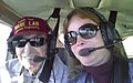 Joe and Jenna Ware flying in Cardinal.jpg