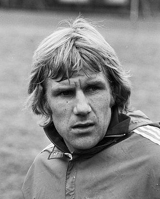 Johan Boskamp - Johan Boskamp in 1977