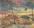 Johannessen - Hund und Rabe - ca 1918.jpeg