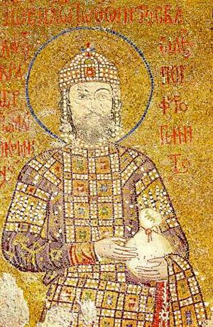Byzantine Empire under the Komnenos dynasty - Emperor John II Komnenos. During his reign (1118–1143) he earned near universal respect, even from the Crusaders, for his courage, dedication and piety.