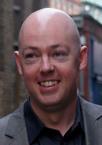 John Boyne - Image: John Boyne in Dublin (cropped)