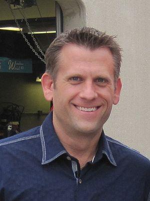 Sport Science (TV series) - John Brenkus, the Host of Sport Science, in May 2010.