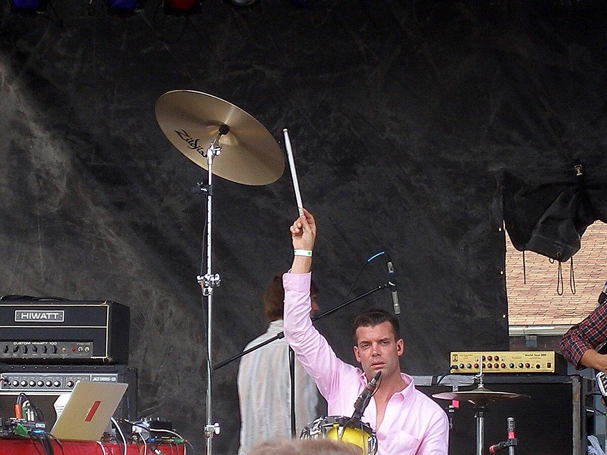 Festival Of Speed >> John Stanier (drummer) - Wikipedia