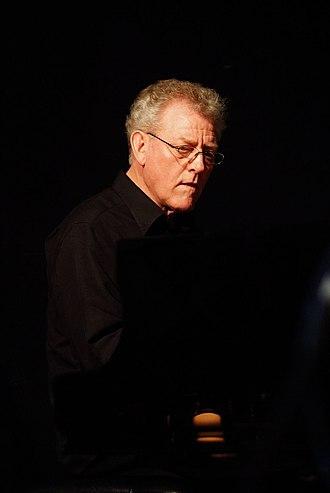 John Taylor (jazz) - Taylor in 2008