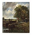 John constable ra the lock).jpg