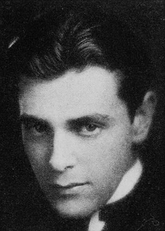 Johnny Murray (voice actor) - Murray photographed in 1929