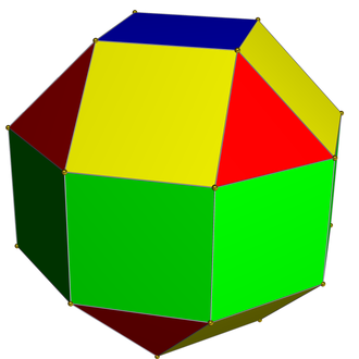 Isohedral figure - Image: Johnson solid 37