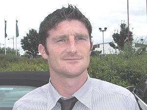 Jon Macken - Macken in 2007