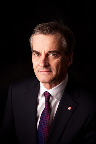 2017 Norwegian parliamentary election - Image: Jonas Gahr Støre undated