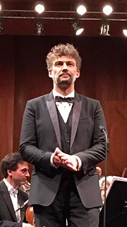 Jonas Kaufmann German operatic tenor