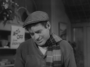 Jonathan Haze - Haze, as seen in The Little Shop of Horrors (1960)
